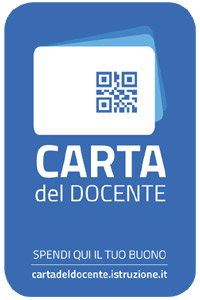 sticker carta del docente